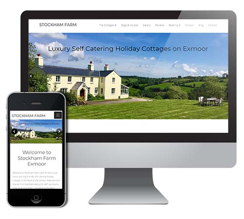Website Design Honiton, Exeter, Devon