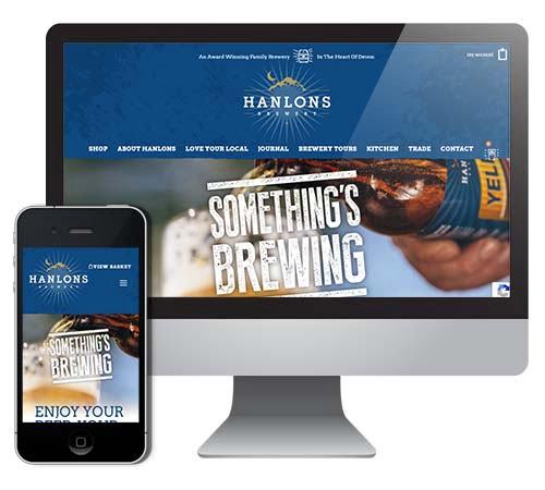 Website Design Honiton, Exeter, Devon